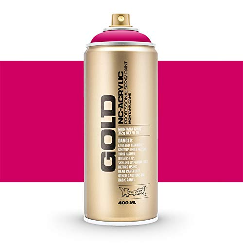 MontanaGOLD 400 ml Power 100% Magenta (nouveau)