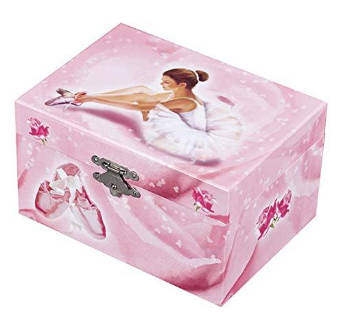 Trousselier Pozytywka balerina (różowa)