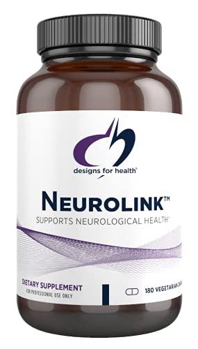 Designs for Health Neurolink - L-Tyrosine, GABA, 5-HTP, Inositol +...