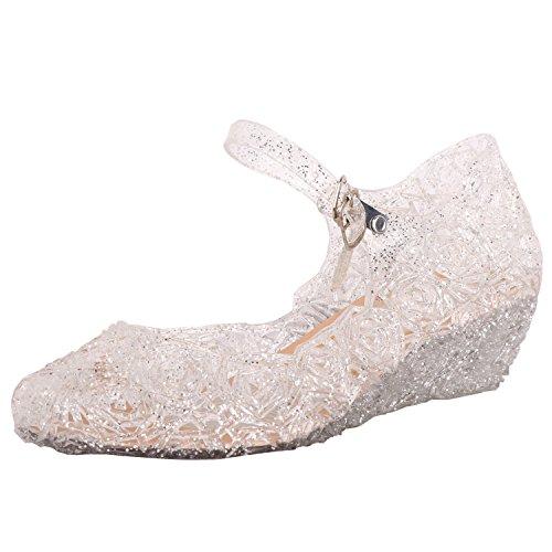 Tyidalin Niña Bailarina Zapatos Tacón Disfraz Princesa