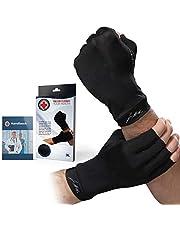 Medisch Ontwikkelde Artritis Handschoenen/Compressie Handschoenen [paar] + Dokter's uitleg - Vermindering van gewrichtssymptomen, Raynaud Ziekte, Carpaal tunnel & Hand Blessures (S)