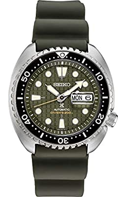 5. Seiko King Turtle automatik movement with 200m water resistance