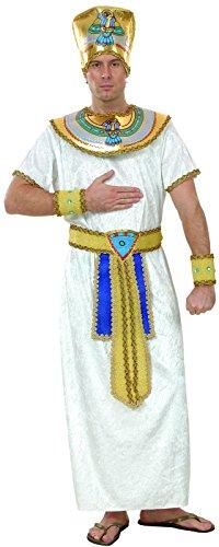 Rire Et Confetti - Fibdes007 - Déguisement pour Adulte - Costume Egyptien Homme - Taille L