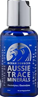 Aussie Trace Minerals (2 oz) - Complete Electrolyte - 3rd Party Tested - Please Consider Your Source