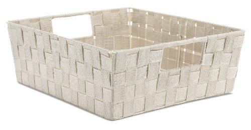 cesta blanca fabricante Whitmor
