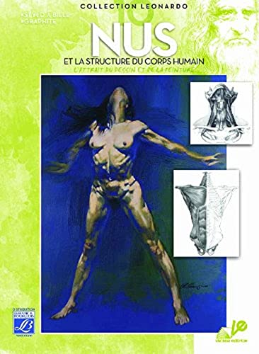 Lefranc Bourgeois Album Léonardo n°10 Nus