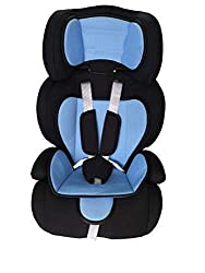 Kemfye Baby car seat - Red and Blue - Size 75 * 40 * 48 cms (Blue),Kemfye