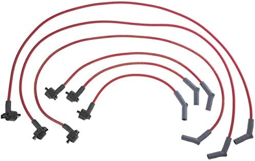 Spark Plug Wire Set Classic - Weekly update Compatible Mustang Ford 1999-2000 3.8 with