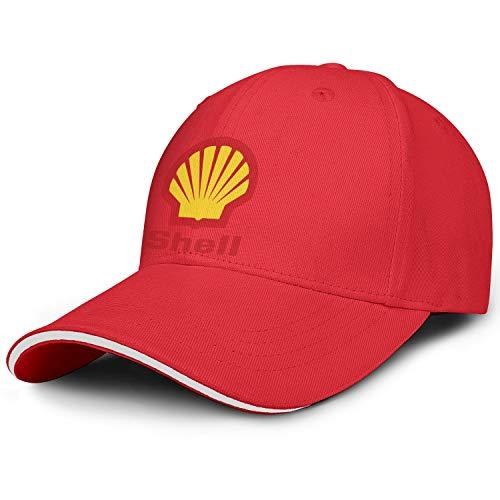 GuLuo Shell-Gasoline-Gas-Station-Logo- Baseball Cap Funny Adjustable Fits Cricket Hat