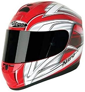 Amazon.es: NITRO - C031710XL30/395 : Casco Integral N1710-VF