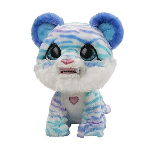 FurReal North The Sabertooth Kitty Interactive Plush Pet Toy w/ 35+ Sound & Motion Combinations $15 + Free S/H w/ Prime or FS on $25+