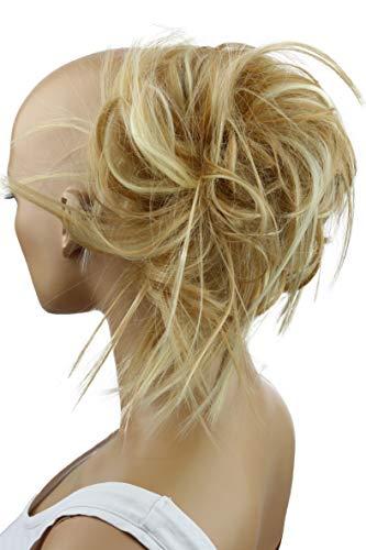 Postiche Bouclee Blond