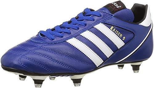 adidas Kaiser 5 Cup Herren Fußballschuhe, Blau (Collegiate Royal/Ftwr White/Core Black), 40 2/3 EU