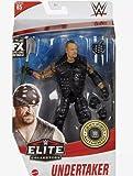 The Undertaker Boneyard Match Elite Series 85 WWE Mattel Figura de acción de lucha libre