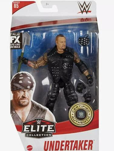 The Undertaker Boneyard Match Elite Series 85 WWE Mattel Wrestling Actionfigur