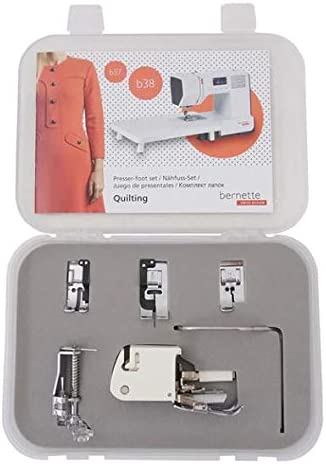 Bernette 6 Piece Quilting Foot Kit for B37 and B38 product image