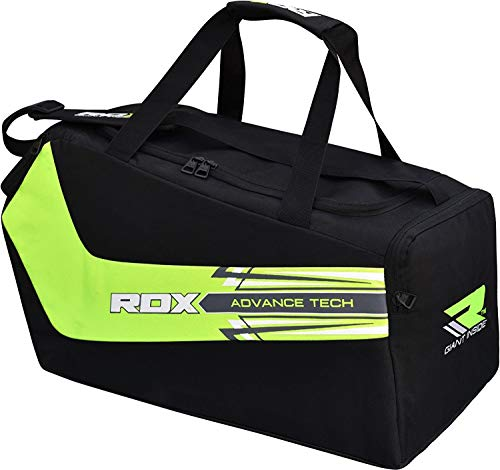 RDX Gym Gear Kit Bag Duffle Gymsack Gymnast Sports Backpack Fitness Sackpack