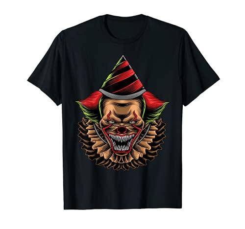 Sweat Dreams Payaso Asesino Halloween Pumkin Happyhalloween Camiseta