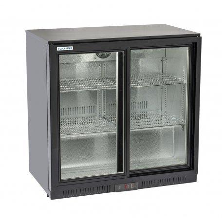 vetrina frigo sotto banchi Serie BBC208S porta scorrevole Hotel bar ristorante