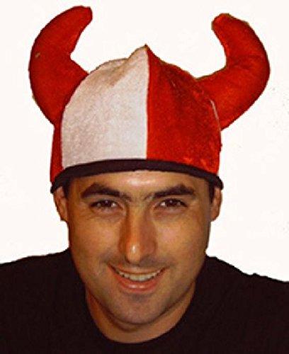 Mondial-Fete - Chapeau Viking Tissu