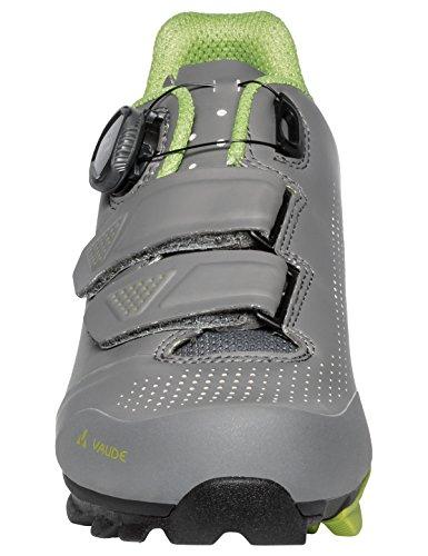 VAUDE Unisex-Erwachsene MTB Snar Advanced Mountainbike Schuhe, Grau (Anthracite 69), 40 EU