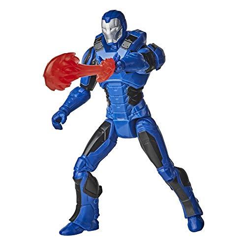 Hasbro Marvel Gamerverse 15 cm große Iron Man Action-Figur, mit Atmosphere Armor Skin, ab 4 Jahren