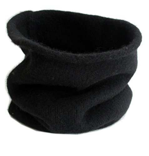 Frost Hats Cashmere Neck Warmer CSH-891 (Black)