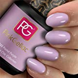 PINK Gellac color 242 Pastel Purple esmalte pintauñas gel permanente 14