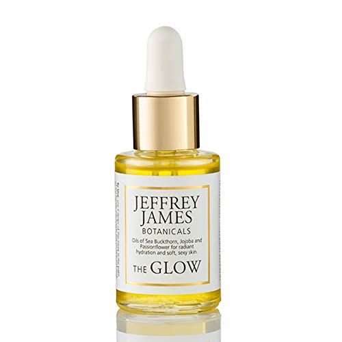 The Glow Ultimate Hydration Restoration 1 oz Facial Oil by Jeffrey James Botanicals