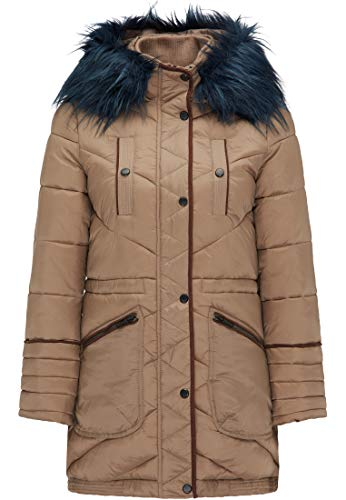 Roosevelt Parka Damen 28113133 walnuss, XL