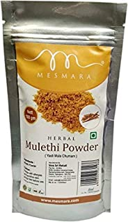 Mesmara Herbal Mulethi (Licorice Yastimadhu) Powder 100g