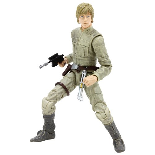 Star Wars 6 Inches Black # 11 Luke Skywalker Bespin Ver. image