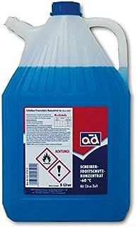 A&D ad Scheibenfrostschutzkonzentrat bis  60° C 5 Liter Kanister Scheibenfrostschutz