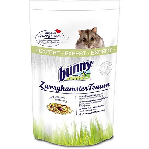 Bunny Sogno Expert per CRICETI Nani gr500 - con vitamine e Minerali