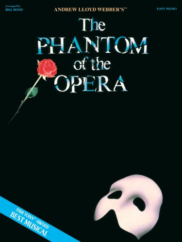 Phantom of the Opera Songbook
