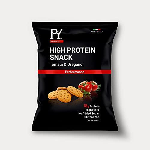 Py Pasta Young Design High Protein Snack Pomodoro E Origano - 55 g