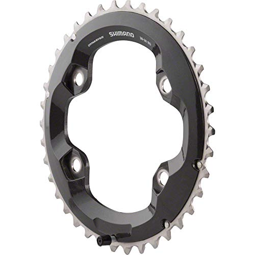 Shimano FC-M8000 Bicycle Chainring - 38T-BD for 38-28T - Y1RL98090