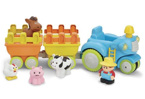 Bruin Animal Sounds Farm Tractor