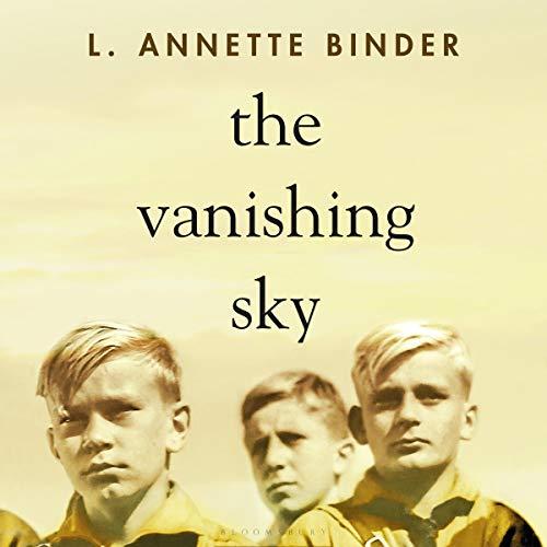 The Vanishing Sky cover art