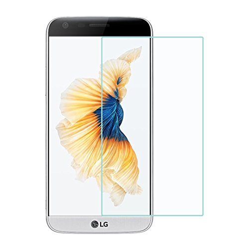 for LG G5 Clear Tempered Glass Full Screen Protector Film Guard Cover