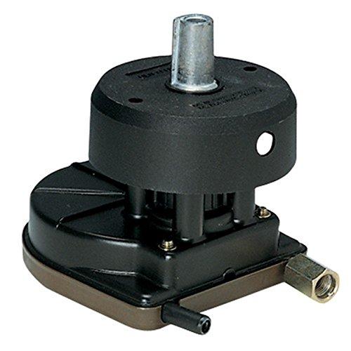 Ultraflex, Mechanische Steuersysteme/kopf T67 mit Reibungsbremse, schwarze Nabe, 58665