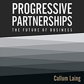 Page de couverture de Progressive Partnerships