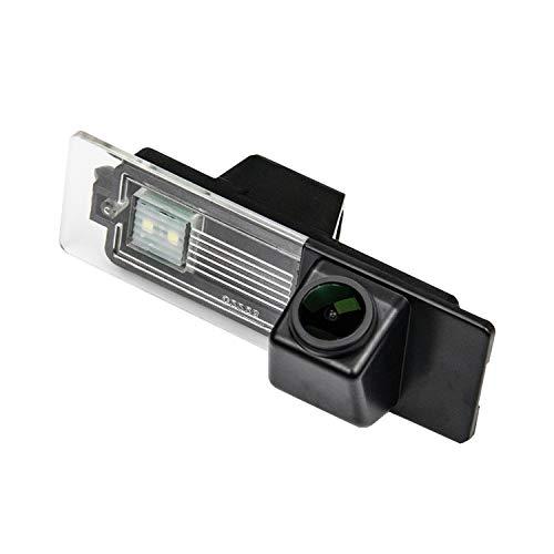 HD 1280x720p Telecamera per la Retromarcia Retrocamera, CCD telecamera posteriore visione notturna impermeabile per BMW 1er M1 E81 E87 F20 F21 116i 118i 120i 135i 640i Mini Cooper R55 R57 R60 R61