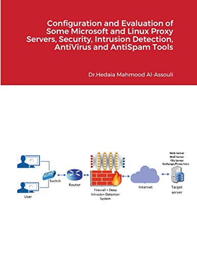 Configuration and Evaluation of Some Microsoft and Linux Proxy Servers, Security, Intrusion Detection, AntiVirus and AntiSpam Tools