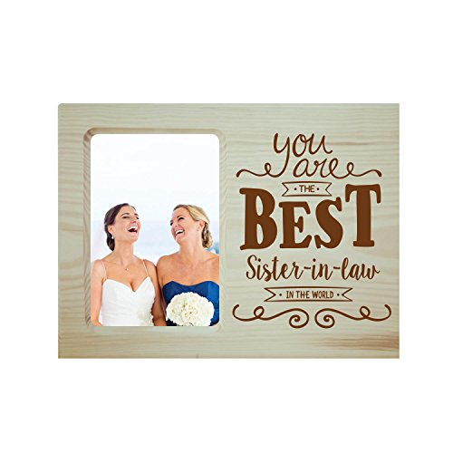 Best sister photo frame