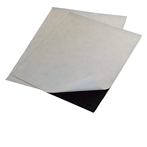 2 Magnetic Vent Cover Sheets, 10'x12' - Block Cold Air Drafts - Cut to Any Size.
