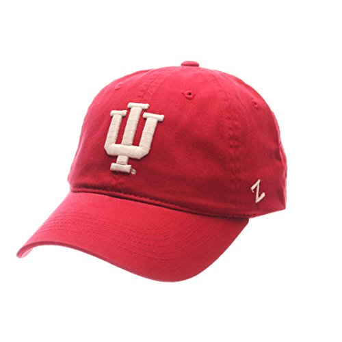 NCAA Zephyr Indiana Hoosiers Mens Scholarship Relaxed Hat,...