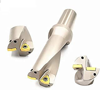 Noir 1P S16Q-MWLNR08// S16Q-MWLNL08 CNC Outil de d/écoupe de tour interne pour tournevis WNMG0804 S16Q-MWLNL08 1