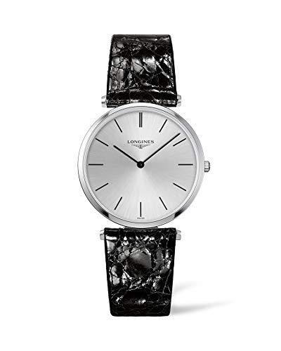 [ロンジン] 腕時計 ラ グラン クラシック ドゥ ロンジン クオーツ L4.755.4.72.2 メンズ 正規輸入品