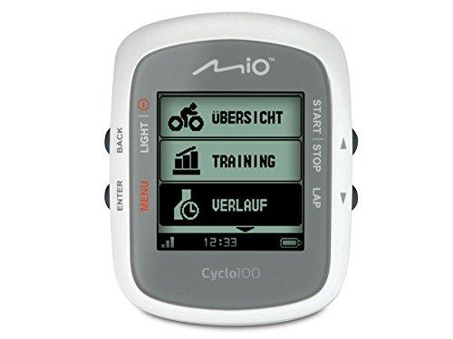 """Mio Cyclo 100 - Navegador GPS (45.7 mm (1.8""""), 128 x 128 Pixeles, 64.5 g, 49 mm, 70 mm, Batería)"""
